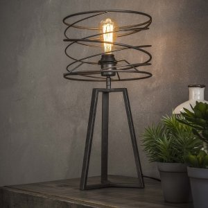 Tafellamp Marta - Antraciet