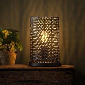 Tafellamp Melissa - Grijs