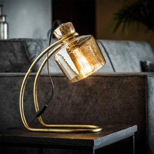 Bureaulamp Amber