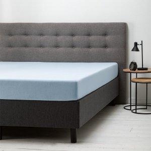 Comfort Hoeslaken - Jersey - Blauw - 160 x 200