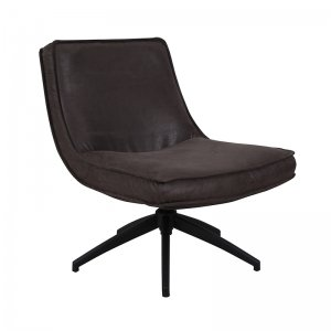Fauteuil Toby - Antraciet