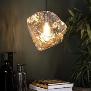 Hanglamp Fintel - Transparant