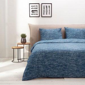 Soft Melange - Blauw - 200 x 220