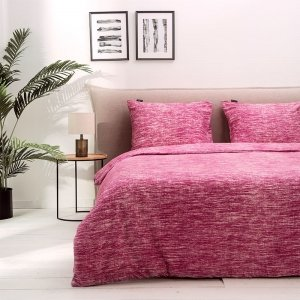 Soft Melange - Rood - 240 x 220