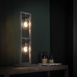 Tafellamp Miemo - 2L - Grijs