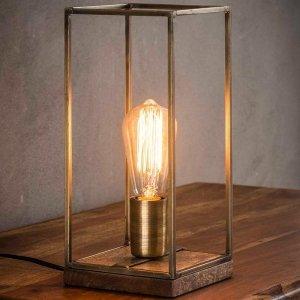 Tafellamp Zephyr - Rechthoek