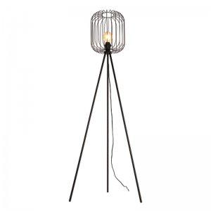 Vloerlamp Ozark - Zwart