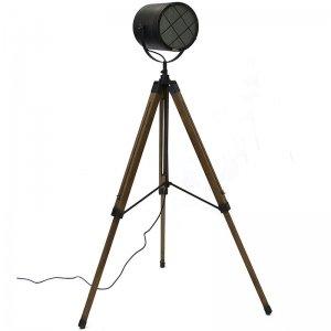 Vloerlamp Payson - Zwart