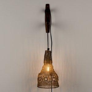 Wandlamp Alen - Bruin