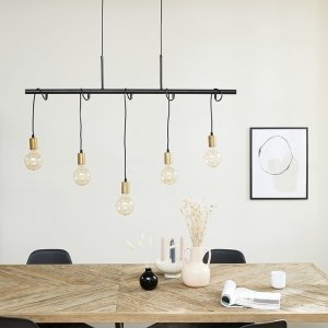 Hanglamp Hamar - Zwart