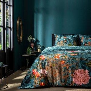 Nouri Turquoise - Blauw - 240 x 200