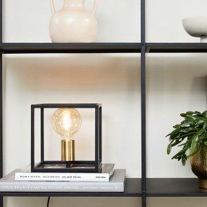Tafellamp Lucas - Zwart