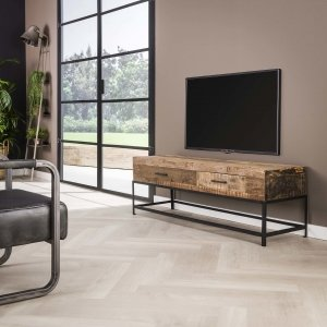 Tv meubel Lodge - 135 cm - Bruin