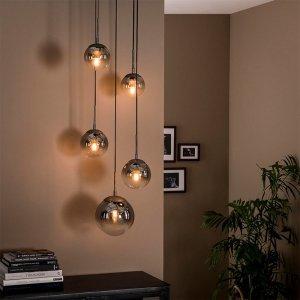 Hanglamp Bubble - Getrapt