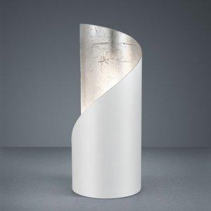 Tafellamp Frank - Metaal - Wit Mat