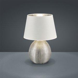 Tafellamp Luxor - Keramiek - Large - Zilver